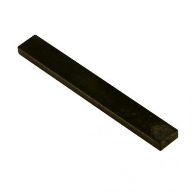 Graph Tech® Black TUSQ XL 1/8 in. Thick Unslotted Nut Slab
