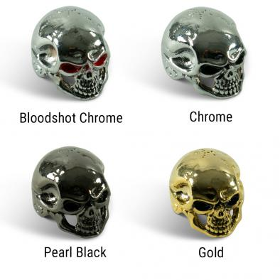 Q-Parts Jumbo Skull Knob I