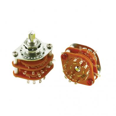 WD® 4 Pole Rotary Switch 5 Position
