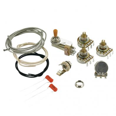 WD® Upgrade Wiring Kit For Gibson® SG® Style Guitars