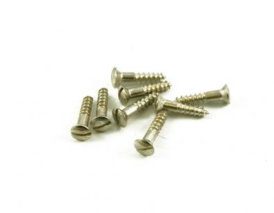 WD® Slot Head Jack Plate Screw For Vintage Fender® Stratocaster®