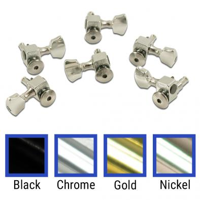 Sperzel® 3 Per Side Tuning Machines