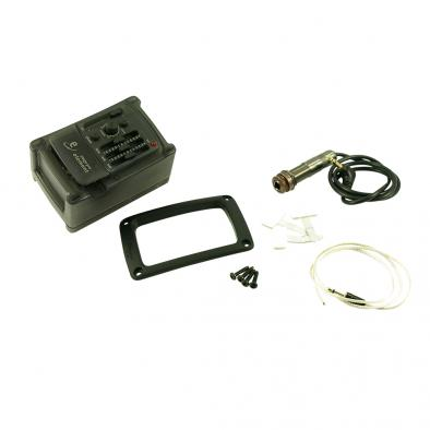 L.R. Baggs Stagepro Element Active System Undersaddle Pickup With Side-Mount Preamp For Acoustic Guitar