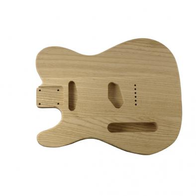 WD® Unfinished Replacement Ash Body For Left Hand Fender® Telecaster®