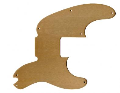 Tone-Guard® Replacement Anodized Aircraft Aluminum Pickguard For Fender® Precision Bass® Telecaster® 1951