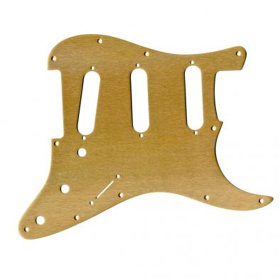 Tone-Guard® Replacement Anodized Aircraft Aluminum Pickguard For Fender® Stratocaster® Standard