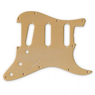 Tone-Guard® Replacement Anodized Aircraft Aluminum Pickguard For Fender® Stratocaster® 1962
