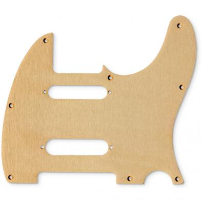 Tone-Guard Replacement Anodized Aircraft Aluminum Pickguard For Fender Telecaster Nashville