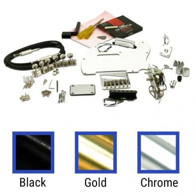 WD Parts Kit For Fender Telecaster