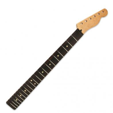 WD Licensed By Fender Economy Replacement 21 Fret Neck For Telecaster