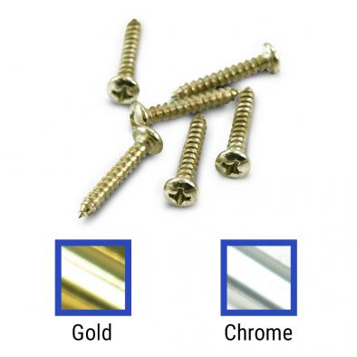 WD Archtop Tailpiece Mounting Screws