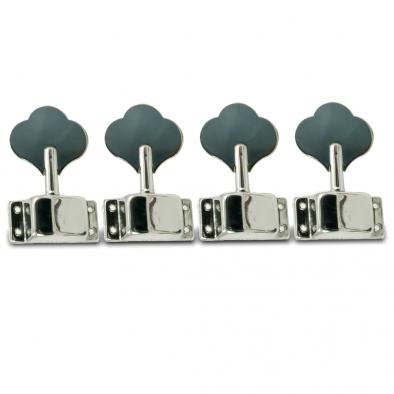 WD 2 Per Side Or 4 In Line Enclosed Bass Tuning Machines