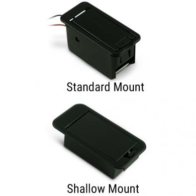 WD 9 Volt Battery Box