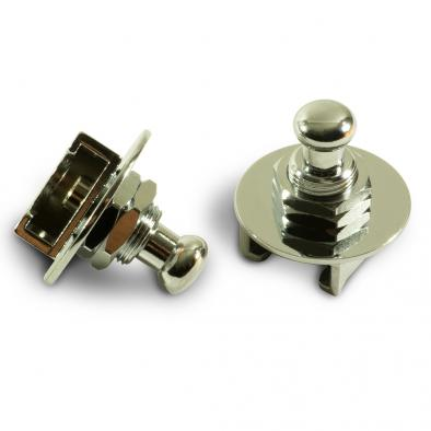 WD Strap Lock Set Chrome