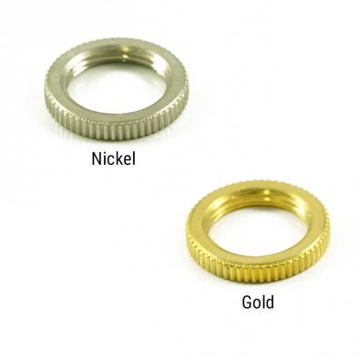 Switchcraft® Knurled Nut For Toggle Switches