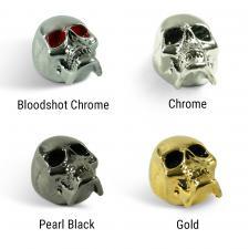 Q-Parts Jumbo Skull Knob II